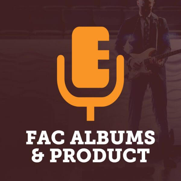 FAC Albums & Product